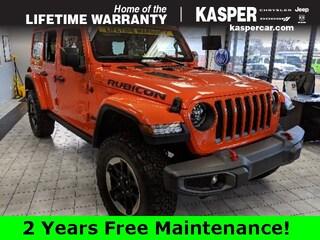 New 2018 Jeep Wrangler UNLIMITED RUBICON 4X4 Sport Utility Sandusky OH