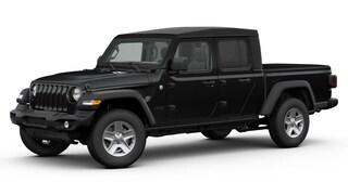 New 2020 Jeep Gladiator SPORT S 4X4 Crew Cab Sandusky OH