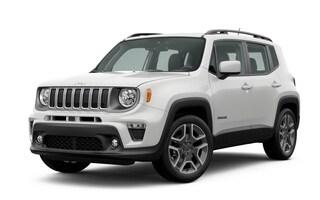 New 2020 Jeep Renegade LATITUDE 4X4 Sport Utility Sandusky OH