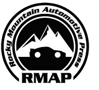 Award from the Rocky Mountain Automotive Press (RMAP)