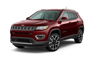 New 2020 Jeep Compass LIMITED 4X4 Sport Utility Sandusky OH