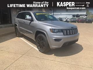 New 2019 Jeep Grand Cherokee ALTITUDE 4X4 Sport Utility Sandusky OH