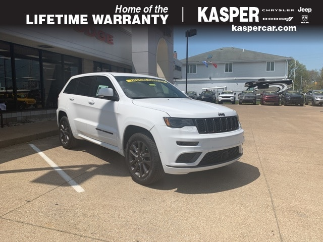 New 2019 Jeep Grand Cherokee HIGH ALTITUDE 4X4 For Sale