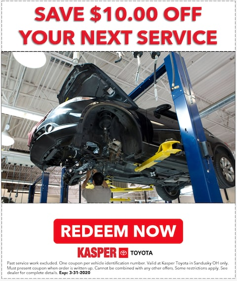 Save $10.00 Off Your Next Service