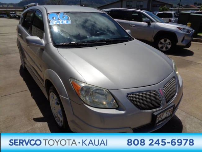 2006 Pontiac Vibe Sedan