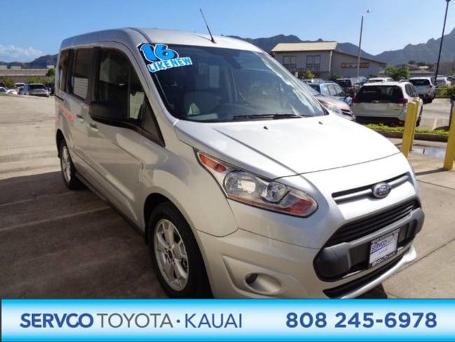 2016 Ford Transit Connect Wagon XLT Minivan/Van