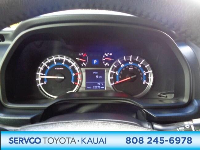 2016 Toyota 4Runner SR5 SUV