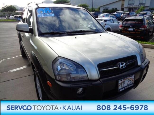 2008 Hyundai Tucson SE SUV