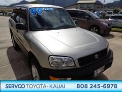 1999 Toyota RAV4 SUV