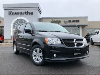 2017 Dodge Grand Caravan CREW*POWER WINDOWS*CLOTH* Van Passenger Van