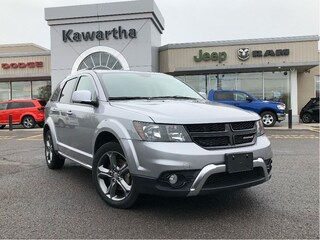 Used 2017 Dodge Journey CROSSROAD*AWD*LTHR*HEATEDSEAT*3RD ROW* SUV in Peterborough