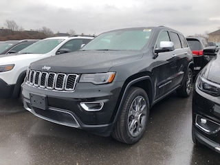 New 2019 Jeep Grand Cherokee Limited SUV in Peterborough
