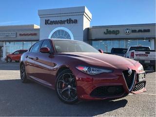 2018 Alfa Romeo Giulia WHAT A MACHINE! GIULIA TI AWD Sedan