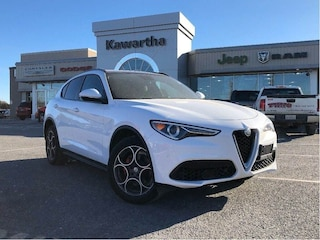 2018 Alfa Romeo Stelvio LUXURY SUV AT ITS BEST! SUV