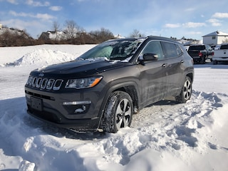 New 2019 Jeep Compass North SUV in Peterborough