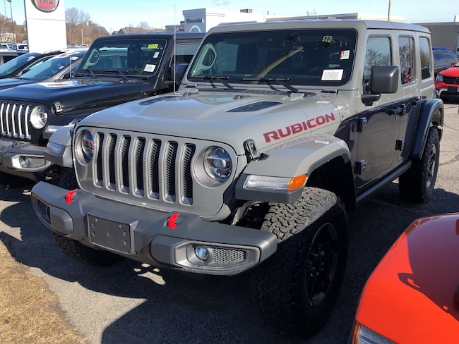 New 2019 Jeep Wrangler Unlimited Rubicon SUV Peterborough, ON