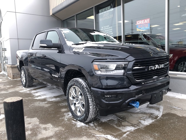 New 2019 Ram 1500 North Edition Truck Crew Cab Peterborough, ON