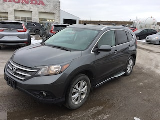 2014 Honda CR-V EX-L/AS IS/YOU SAFETY YOU SAVE!!! SUV
