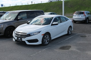 2016 Honda Civic LX/EXTENDED HONDA WARRANTY TO 120000KM!! Sedan