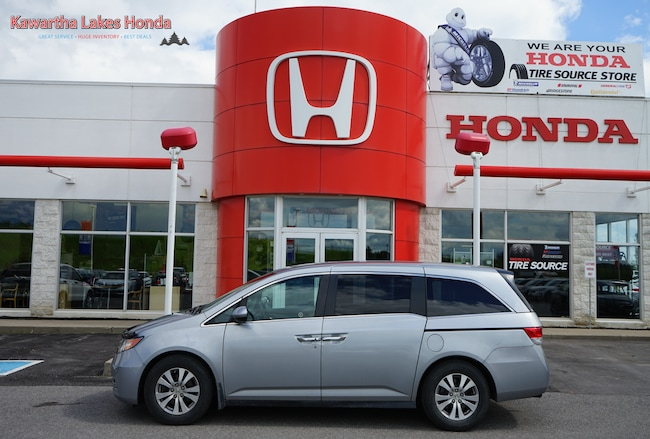 2016 Honda Odyssey EX-L w/Navi/WINTER TIRE PACKAGE!! Van Passenger Van