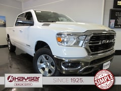 new 2019 Ram 1500 BIG HORN / LONE STAR CREW CAB 4X4 6'4 BOX Crew Cab for sale in Sauk City