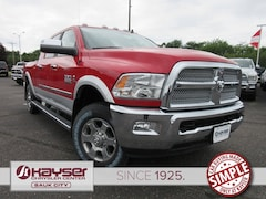 new 2018 Ram 3500 BIG HORN MEGA CAB 4X4 6'4 BOX Mega Cab for sale in Sauk City