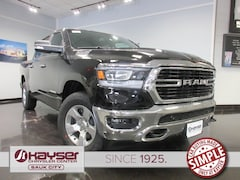 new 2019 Ram 1500 BIG HORN / LONE STAR CREW CAB 4X4 5'7 BOX Crew Cab for sale in Sauk City