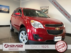 used 2014 Chevrolet Equinox LT w/1LT SUV for sale in Sauk City