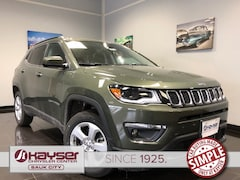 new 2019 Jeep Compass LATITUDE 4X4 Sport Utility for sale in Sauk City