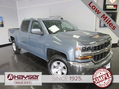 used 2016 Chevrolet Silverado 1500 LT Truck Crew Cab for sale in Sauk City