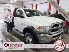 2014 Ram 5500 Chassis Tradesman/SLT Truck Regular Cab