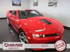 used 2015 Chevrolet Camaro SS w/2SS Convertible for sale in Sauk City