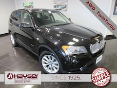 used 2014 BMW X3 xDrive28i Xdrive28i SAV for sale in Sauk City