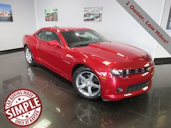 used 2014 Chevrolet Camaro LT w/1LT Coupe for sale in Sauk City