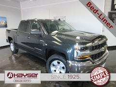 used 2018 Chevrolet Silverado 1500 LT Truck Crew Cab for sale in Sauk City