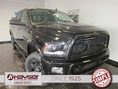 new 2018 Ram 3500 LARAMIE CREW CAB 4X4 6'4 BOX Crew Cab for sale in Sauk City