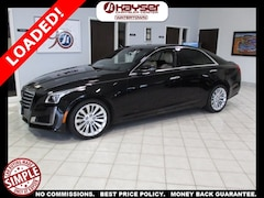 2017 CADILLAC CTS 2.0L Turbo Luxury Sedan in Watertown WI