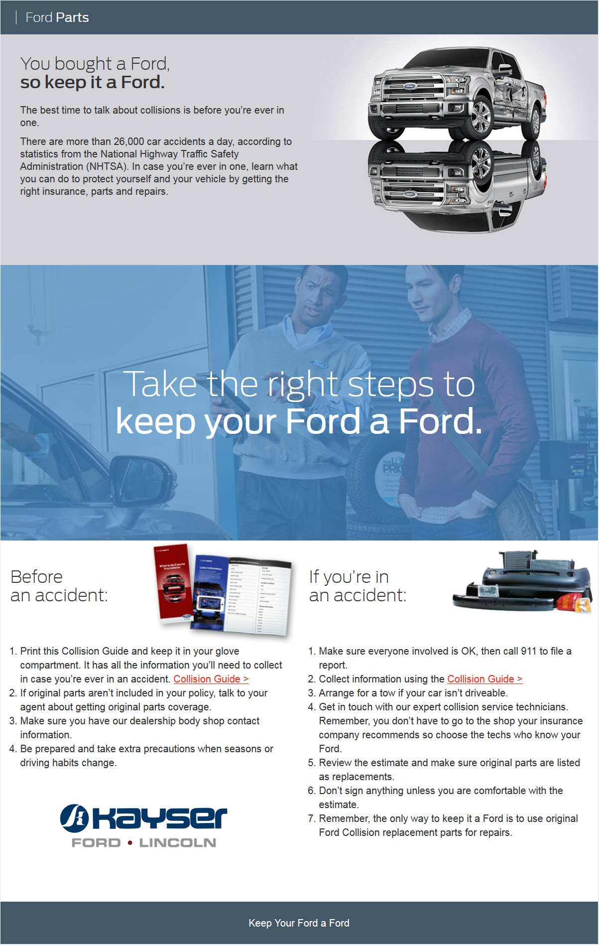 ford specials putttowin new parts dealership home ff