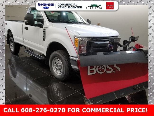 2017 Ford F-250 XL Truck Regular Cab