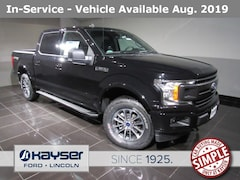 2019 Ford F-150 XLT(Used) Truck SuperCrew Cab