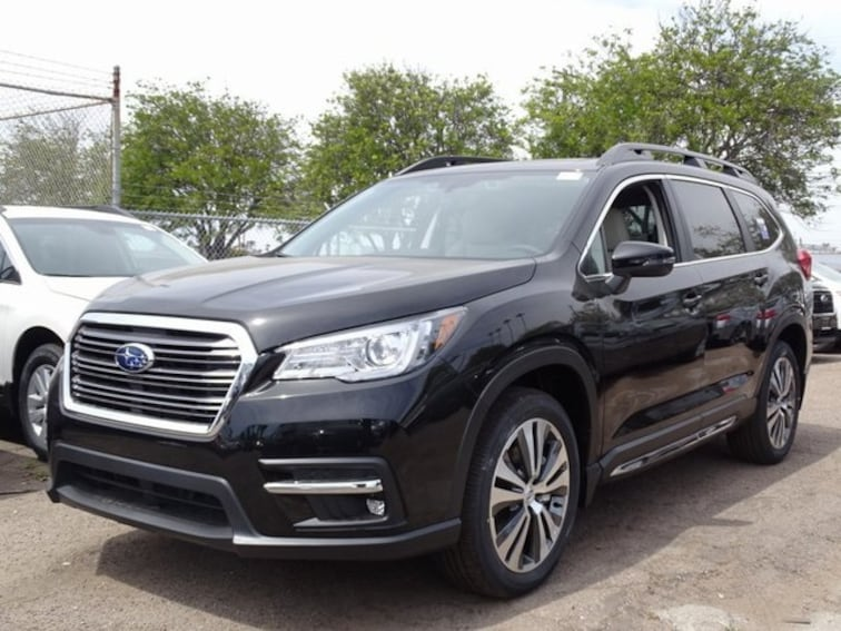 New 2019 Subaru Ascent Limited 7-Passenger SUV 496594 For Sale/Lease San Diego CA