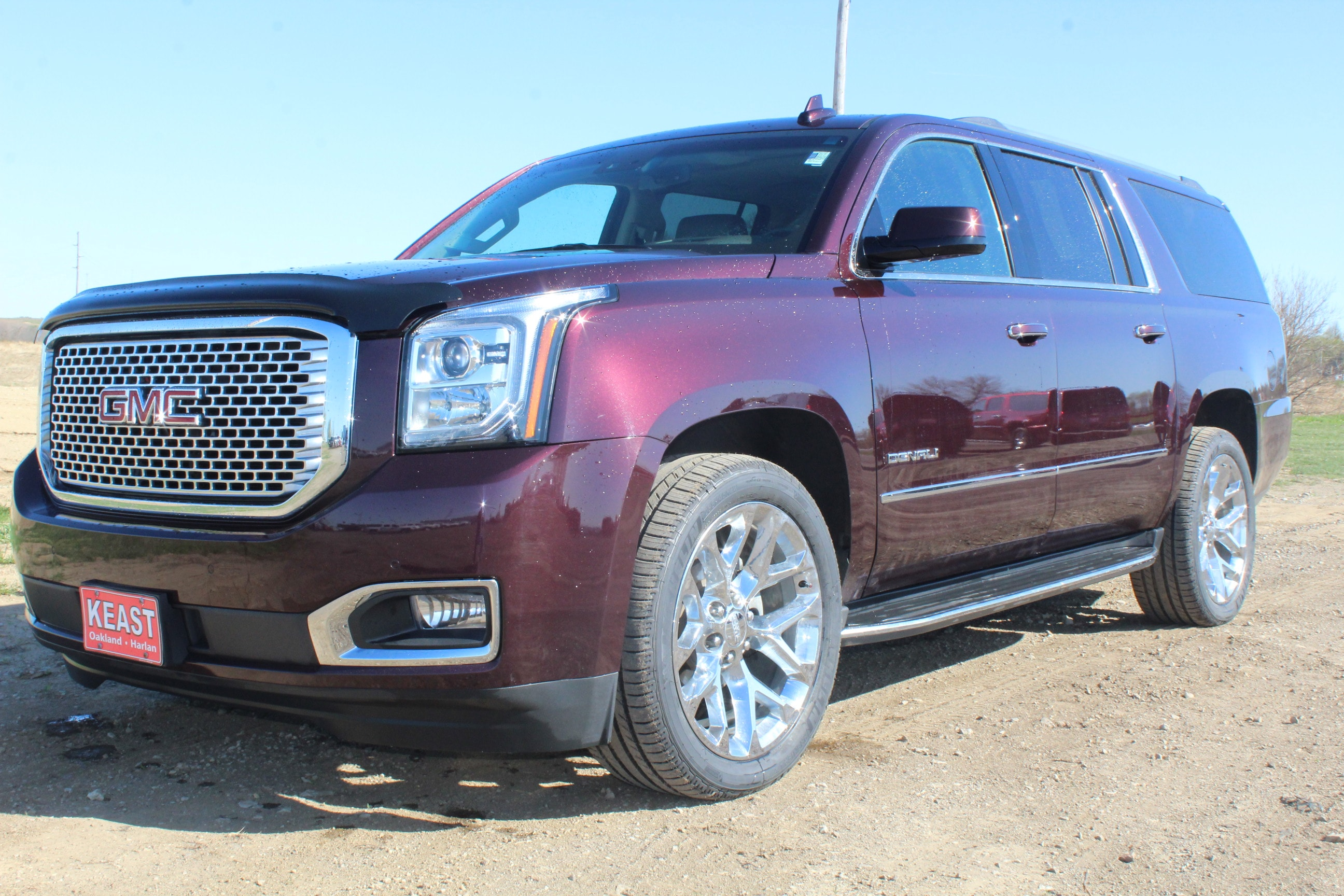 Used 2017 GMC Yukon XL For Sale at Keast Auto Center   VIN