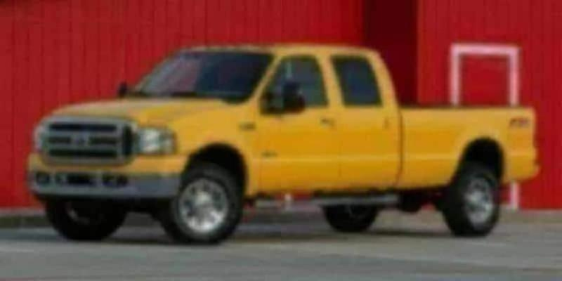 2005 Ford F-350 XL Long Bed Truck