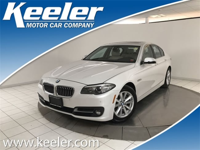 2016 BMW 5 Series 528i Xdrive Sedan