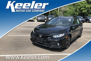 New 2018 Honda Civic EX Hatchback SHHFK7H53JU425551 for sale in Latham, NY at Keeler Honda