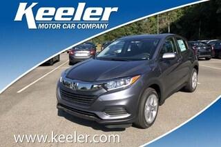 New 2019 Honda HR-V LX SUV 3CZRU6H31KG707047 for sale in Latham, NY at Keeler Honda