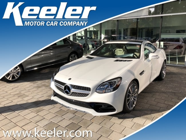 2019 Mercedes-Benz SLC SLC  300 Convertible