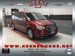Certified Pre-owned 2013 Chrysler Town & Country Touring-L Van for sale in Jarrettsville, MD