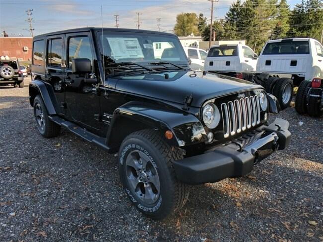 new 2018 jeep wrangler unlimited wrangler jk unlimited sahara 4x4 for sale lease jarrettsville. Black Bedroom Furniture Sets. Home Design Ideas