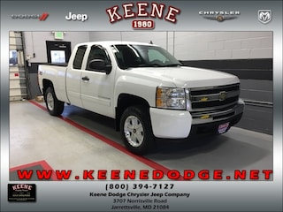 Used Trucks 2009 Chevrolet Silverado 1500 Truck Extended Cab for sale in Jarrettsville, MD